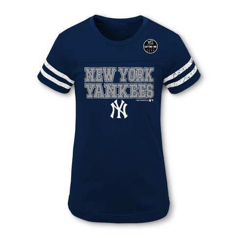 MLB New York Yankees Girls  Double Play T-Shirt   Target 314ed1686d1