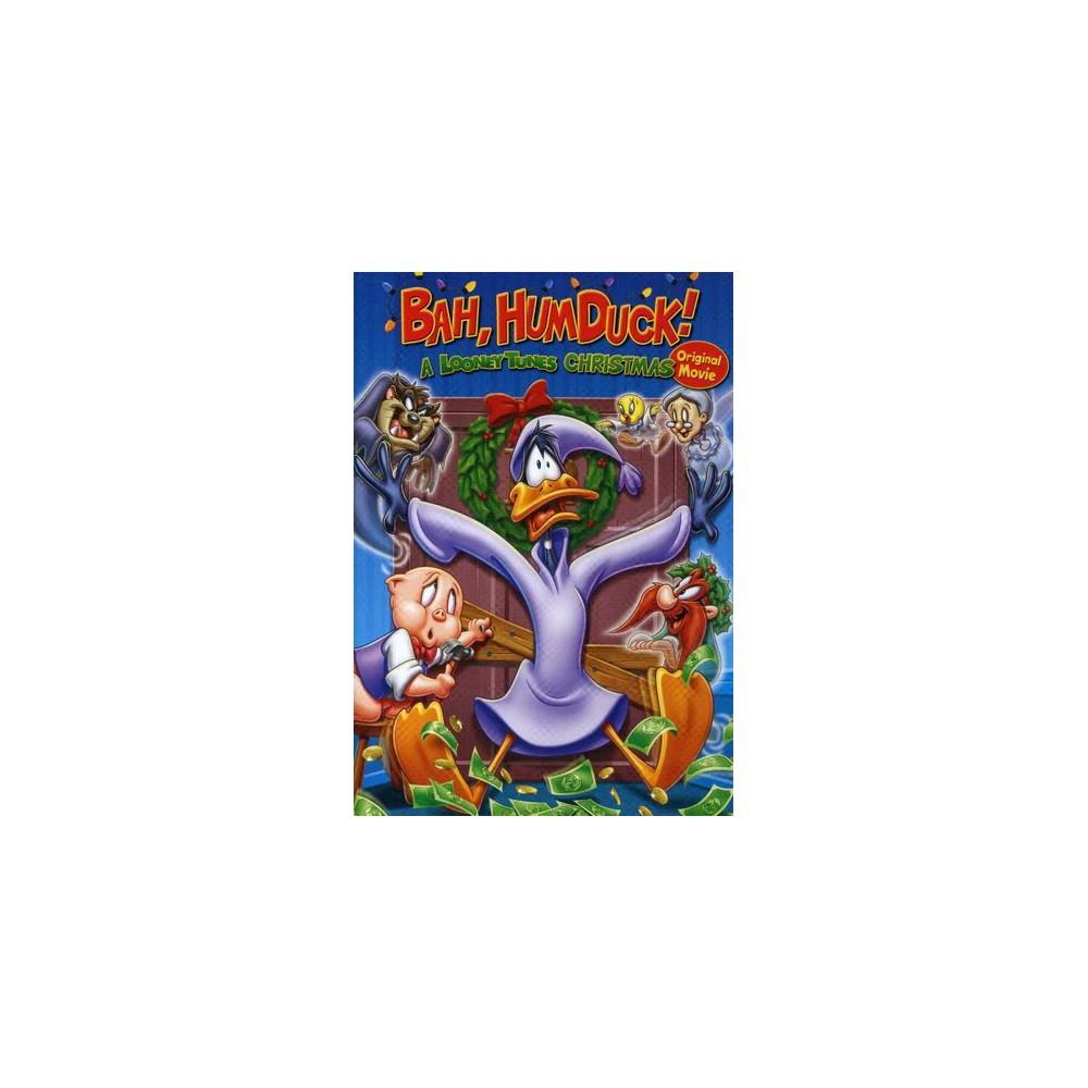 Looney Tunes Bah Humduck Dvd