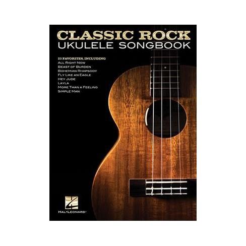 Classic Rock Ukulele Songbook Paperback Target