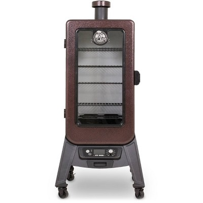 Pit Boss 3 Series Vertical Pellet Smoker 77350 Brown