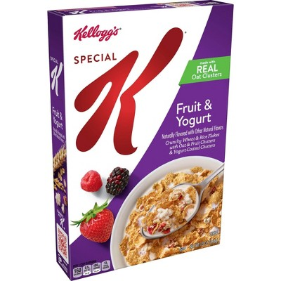 Special K Fruit & Yogurt Breakfast Cereal - 13oz - Kellogg's