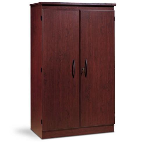 Morgan 2 Door Storage Cabinet - South Shore - image 1 of 4