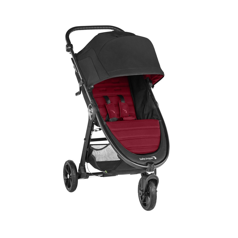 Image of Baby Jogger City Mini GT Single Stroller - Ember