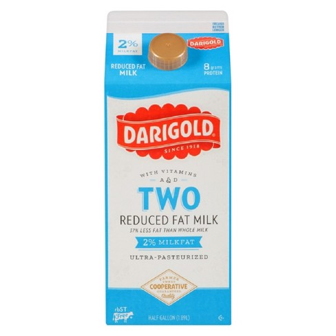Darigold 2% Milk - 0.5gal - image 1 of 1