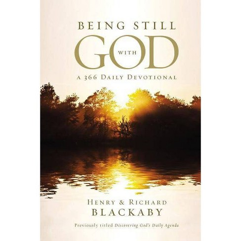 Being Still with God - by  Henry Blackaby & Richard Blackaby (Hardcover) - image 1 of 1