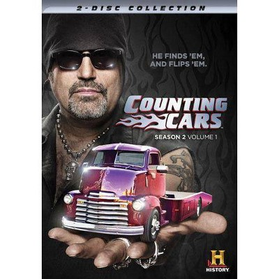 Counting Cars: Season 2, Volume 1 (DVD)(2013)
