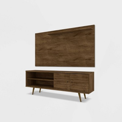 "50"" Liberty TV Stand and Panel- Manhattan Comfort"