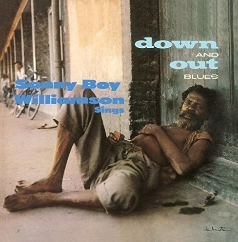 Sonny Bo Williamson - Down And Out Blues (Vinyl) - image 1 of 1