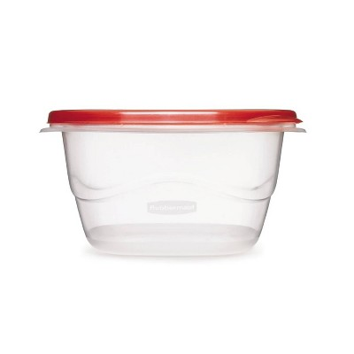Rubbermaid Deep Squares Take Alongs Food Storage Container - 5.2 Cup 8pk