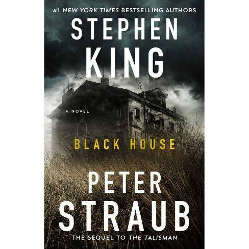 Black House - by  Stephen King & Peter Straub (Paperback) - image 1 of 1