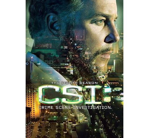 Csi:Complete Eighth Season (DVD) - image 1 of 1