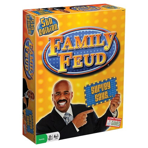Family Feud Board Game - image 1 of 3