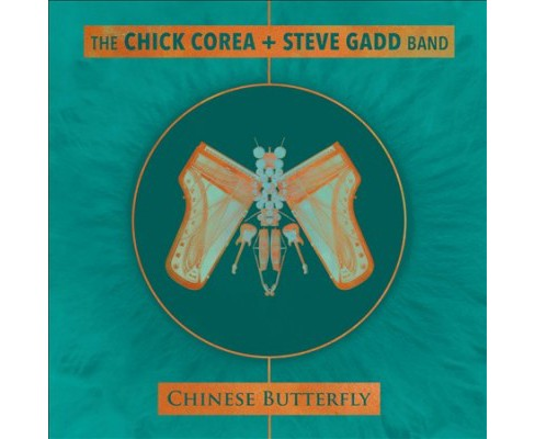 Chick Corea - Chinese Butterfly (Vinyl) - image 1 of 1