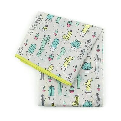 Bumkins Cacti Splat Baby Floor Mat