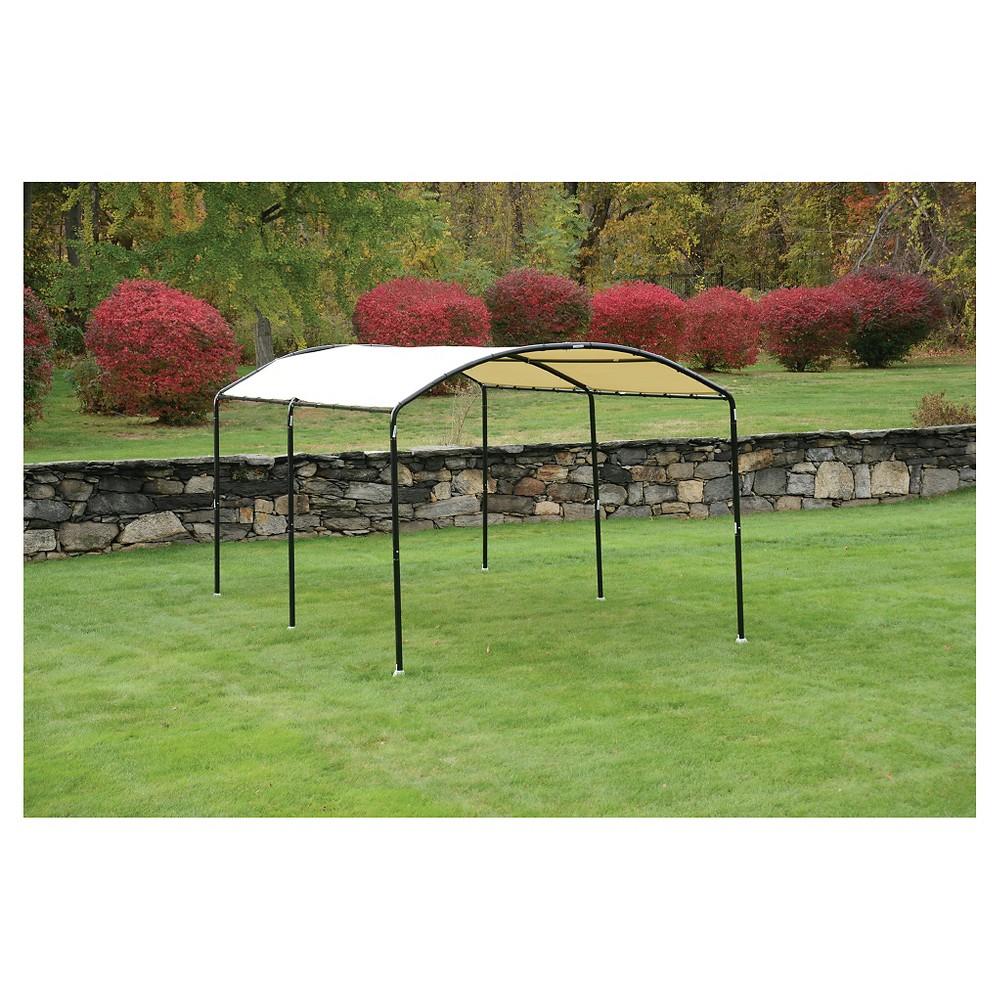 Monarc Canopy 10' X 18' - Shelterlogic, Brown