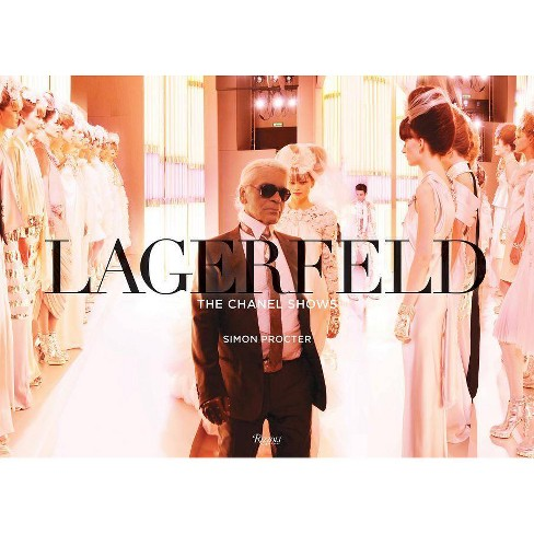 Lagerfeld - by  Simon Procter (Hardcover) - image 1 of 1