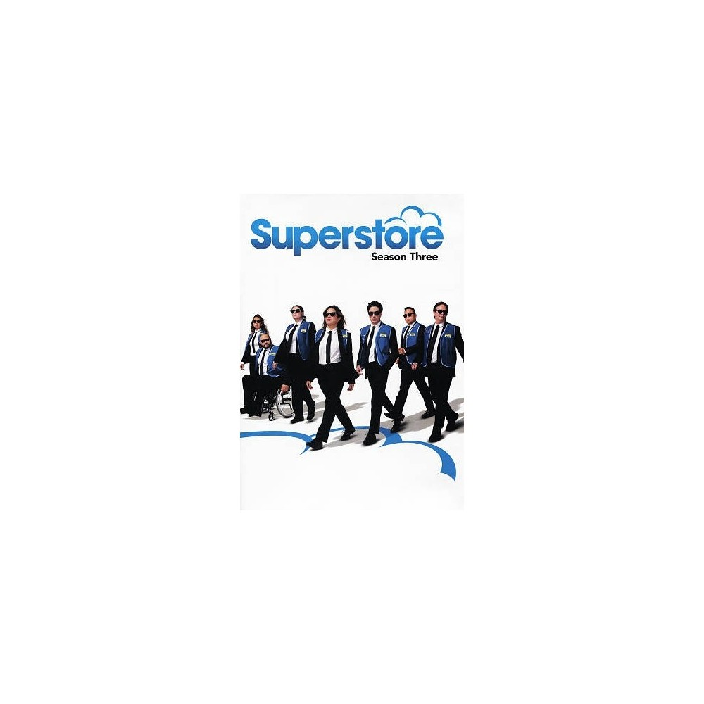 Superstore:Season Three (Dvd)