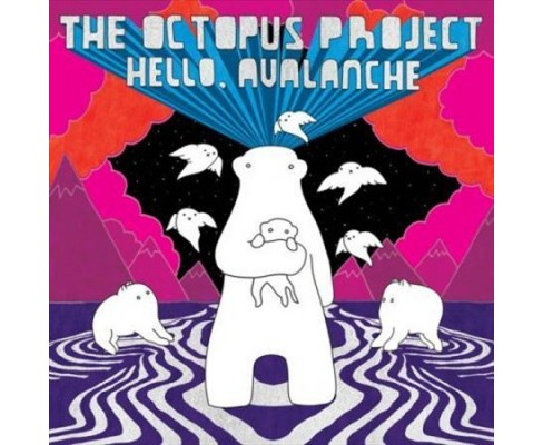 Octopus Project - Hello Avalanche 10th Anniversary (Vinyl) - image 1 of 1
