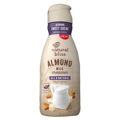 Coffee Mate Natural Bliss Almond Sweet Creme Coffee Creamer - 32 fl oz