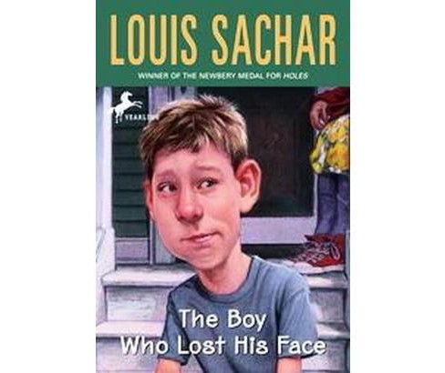 Boy Who Lost His Face (Reprint) (Paperback) (Louis Sachar) - image 1 of 1