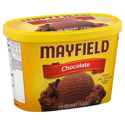 Mayfield Chocolate Ice Cream - 1.5qt - image 1 of 1