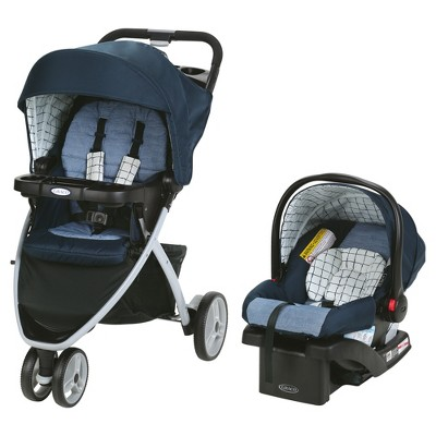 Graco® Pace Travel System - Hadlee