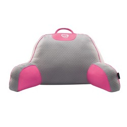 Fusion Performance Support Pillow (Pink/Gray) - Bedgear