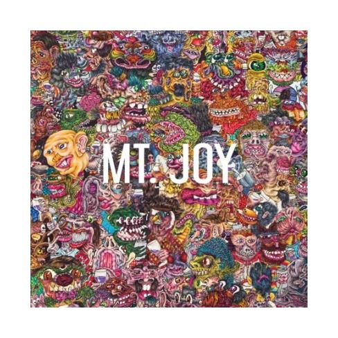 Mt. Joy - Mt Joy (CD) - image 1 of 1