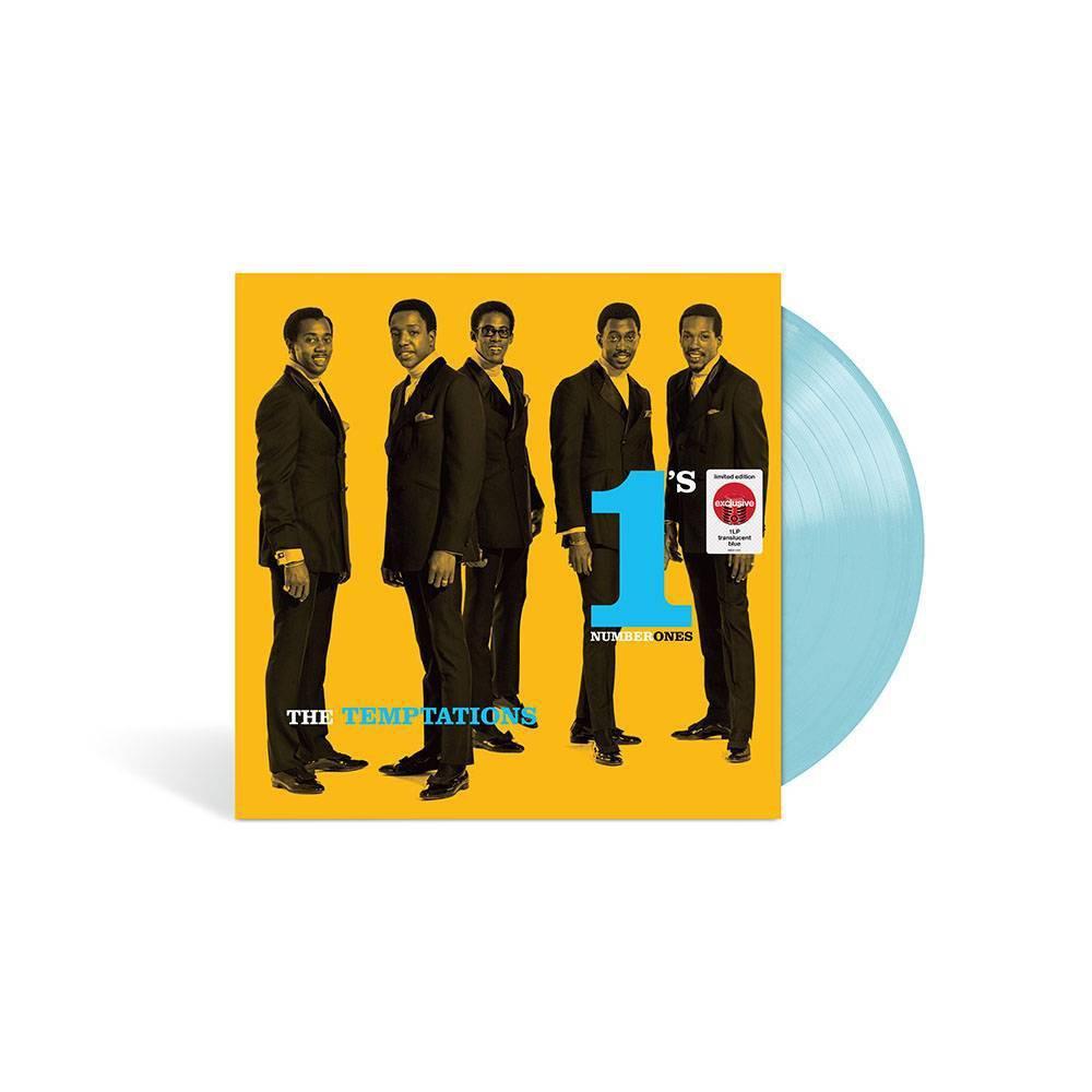 Temptations - Number 1s (Target Exclusive Vinyl) Top
