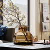 "9"" x 10"" Smoked Glass Vase - Threshold™ designed with Studio McGee - image 2 of 3"
