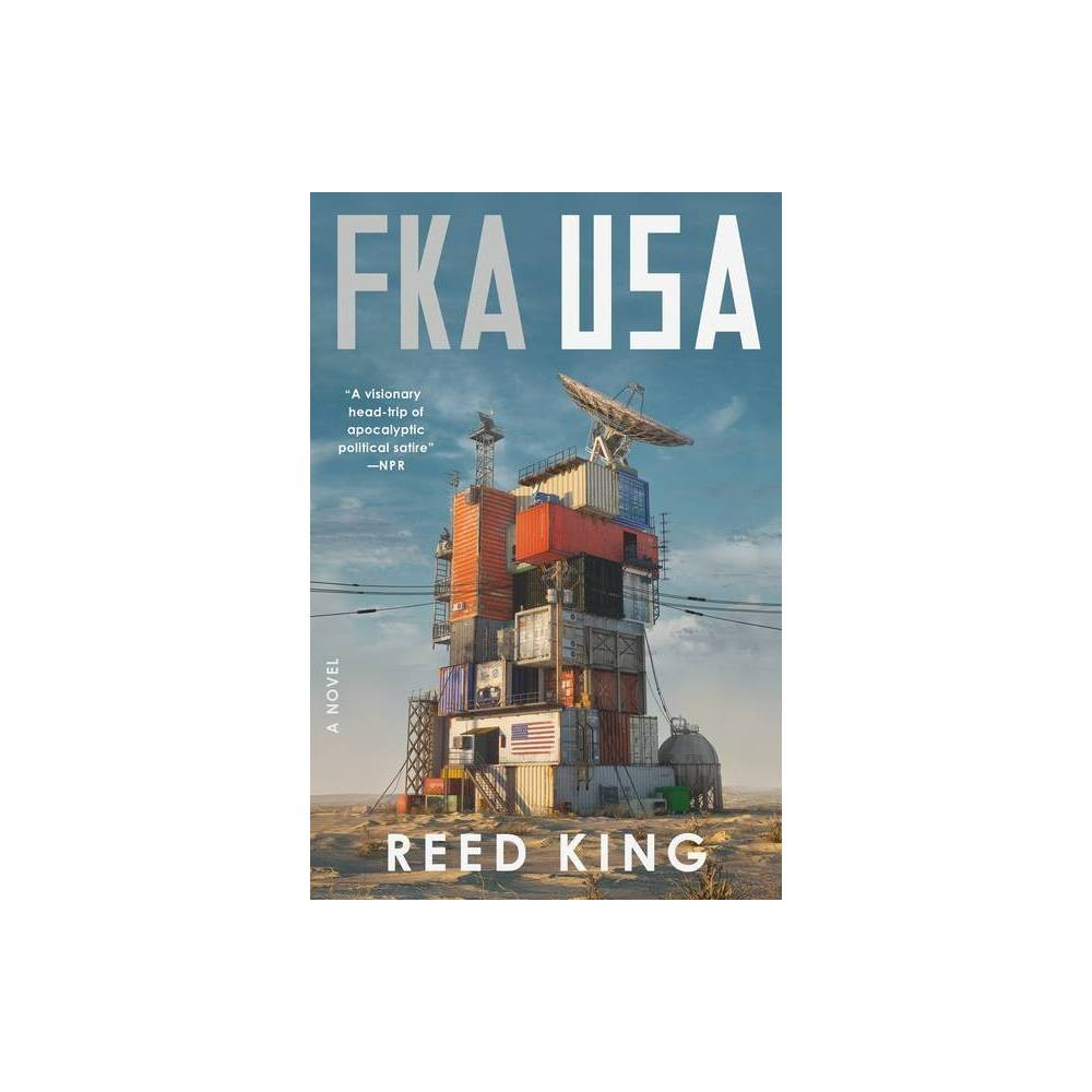 Fka Usa By Reed King Paperback