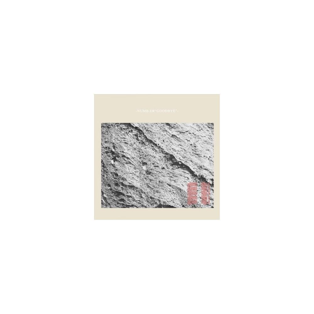 Numb.Er - Goodbye (CD), Pop Music