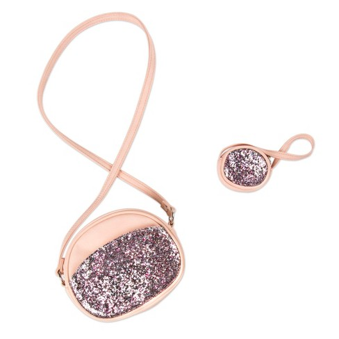 Our Generation® Me & You Handbag - Glitter Purse - image 1 of 1