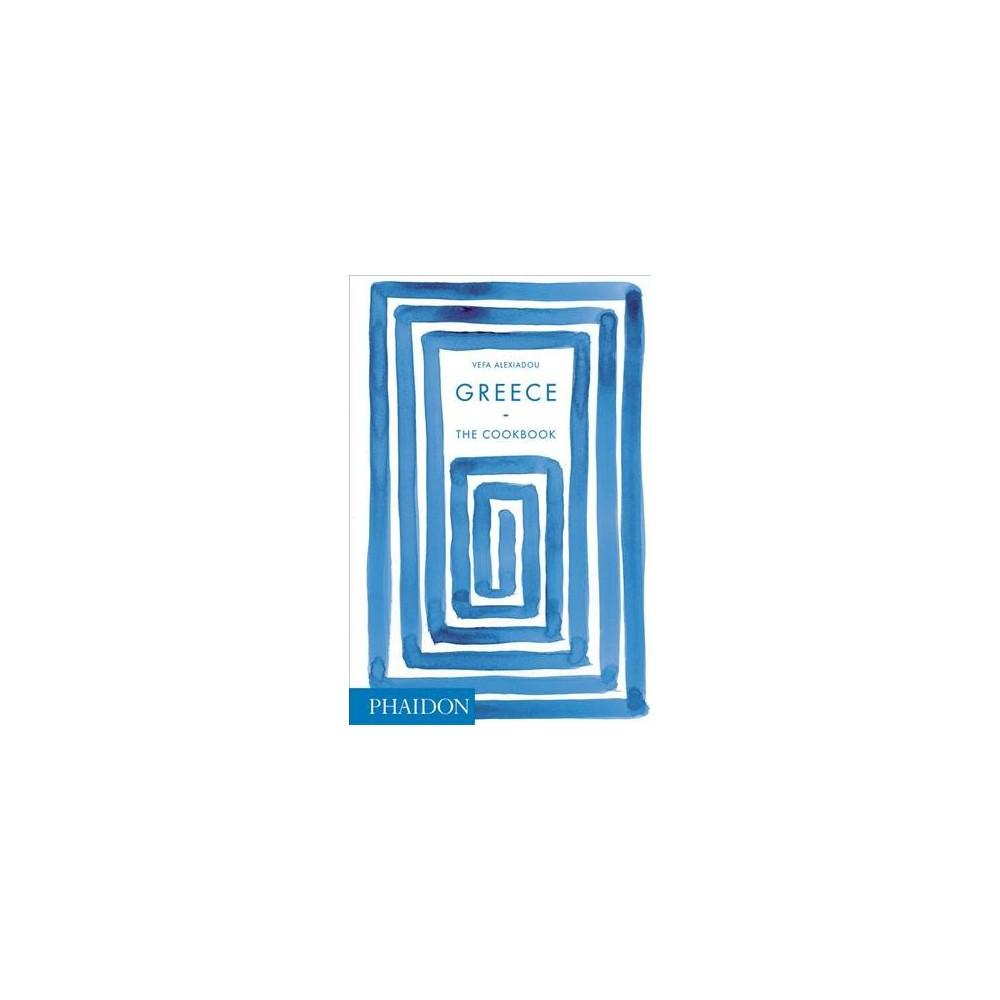 Greece : The Cookbook (Hardcover) (Vefa Alexiadou)