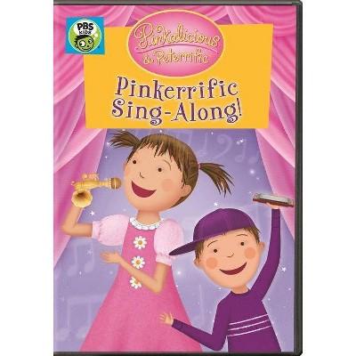 Pinkalicious & Peterrific: Sing-Along (DVD)(2019)
