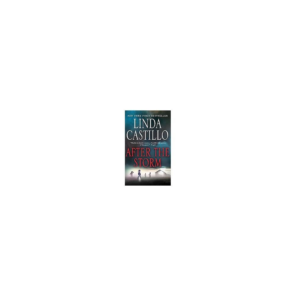After the Storm (Reprint) (Paperback) (Linda Castillo)