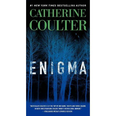 Enigma by Catherine Coulter (Paperback)