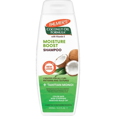 Palmer's Coconut Oil Formula Moisture Boost Shampoo - 13.5 fl oz