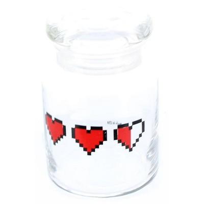 Nerd Block The Legend of Zelda 8-Bit Apothecary Jar