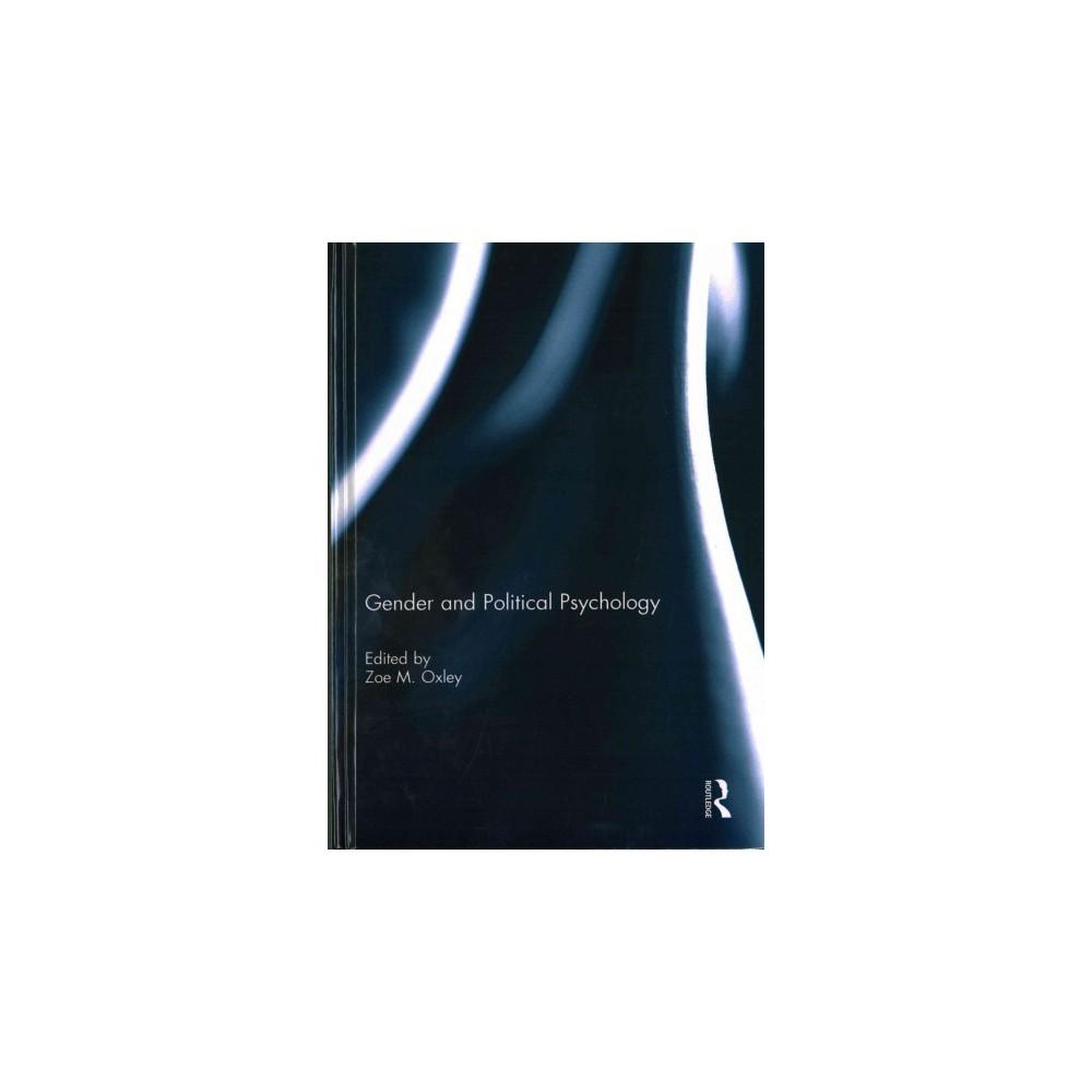 Gender and Political Psychology (Hardcover)