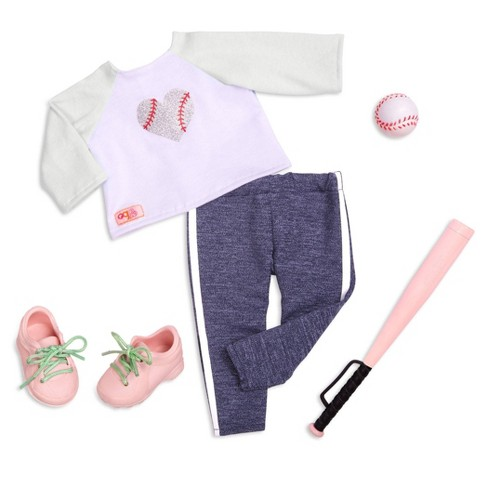 Our Generation Regular Outfit - Baseball - image 1 of 3