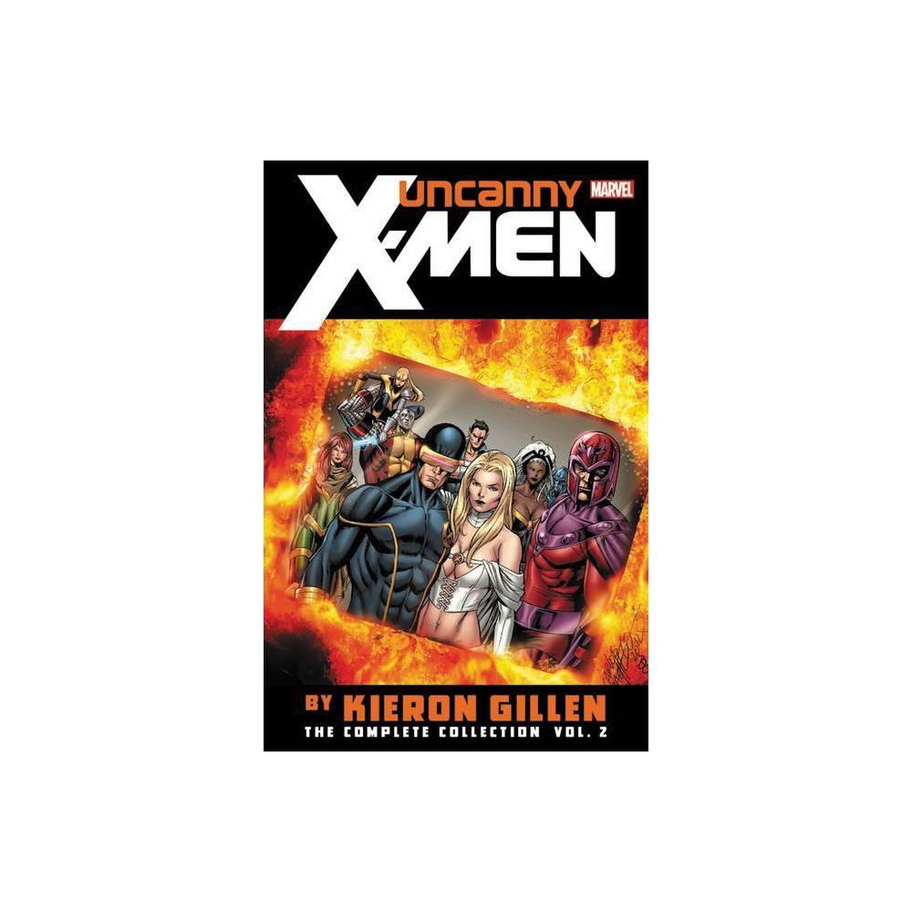 Uncanny X Men By Kieron Gillen The Complete Collection Vol 2 Paperback