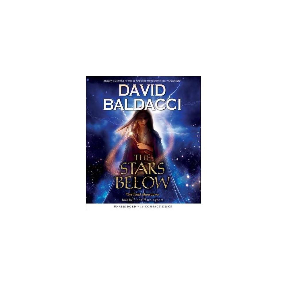 Stars Below - Unabridged (Vega Jane) by David Baldacci (CD/Spoken Word)
