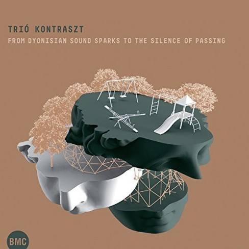 Trio Kontraszt - From Dyonisian Sound Sparks To The Si (CD) - image 1 of 1