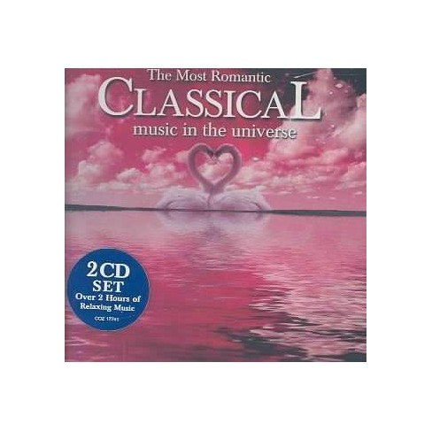 Various Artists - The Most Romantic Classical Music In The Universe (CD)