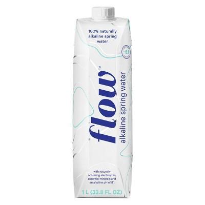 Flow Natural Spring Water - 1L Bottle