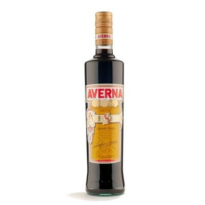 Averna Amaro Siciliano Liqueur - 750ml Bottle