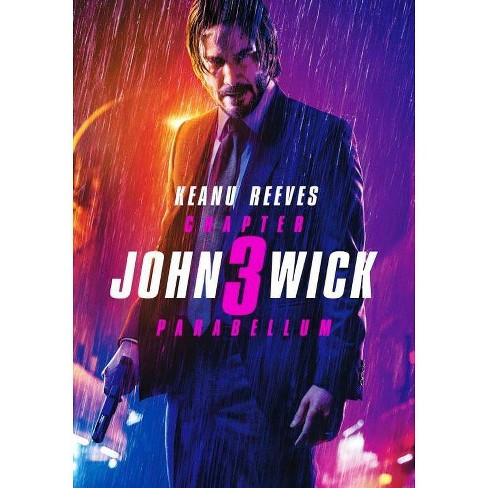 John Wick: Chapter 3 - Parabellum (DVD) - image 1 of 1