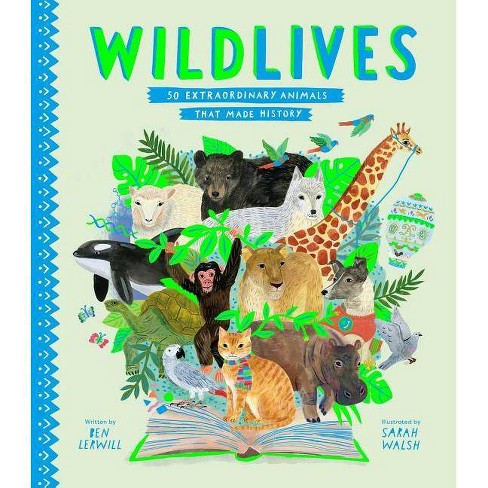 Wildlives - by  Ben Lerwill (Hardcover) - image 1 of 1