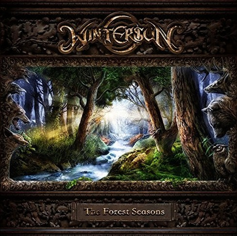 Wintersun - Forest Seasons (CD) - image 1 of 1